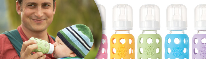 Lifefactory Baby Bottles And Sippy Cups