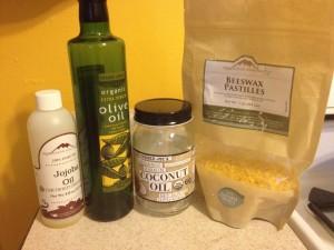 Body Balm Ingredients