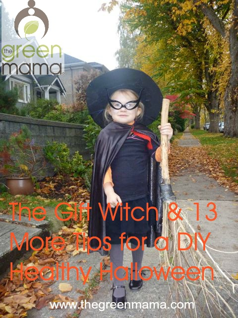 Green Mama Halloween Tips