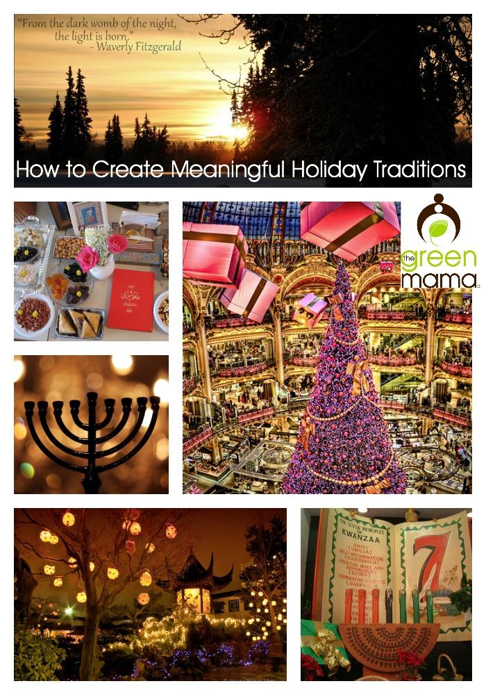 meaningful holidays