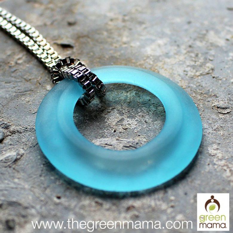 B&W Bombay Sapphire Necklace