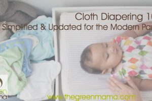 cloth diapers 101