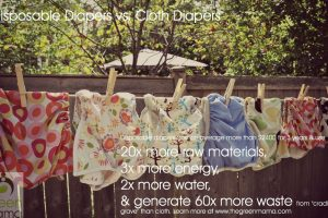diapers vs cloth