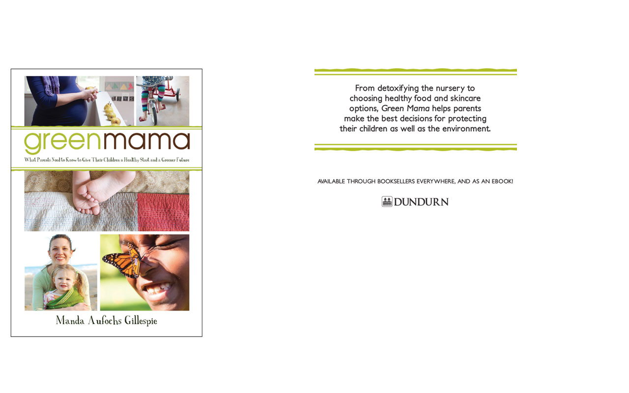 The Green Mama Homepage Highlight