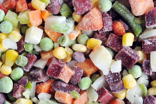 Frozen veggiesshutterstock_48095815