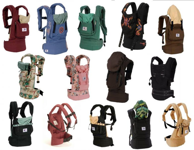 The Ergo Baby Carrier | The Green Mama