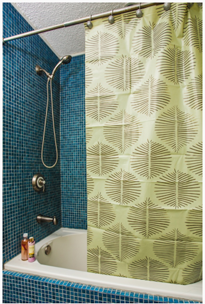 Rock Candy Life Shower Curtain