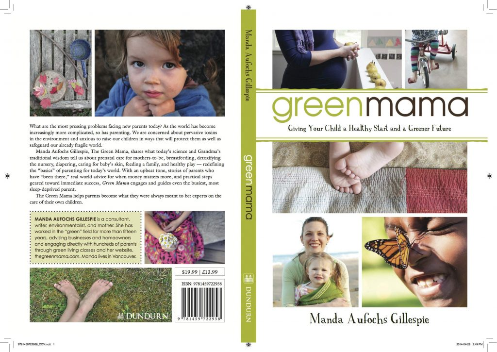 green mama book covers as photo