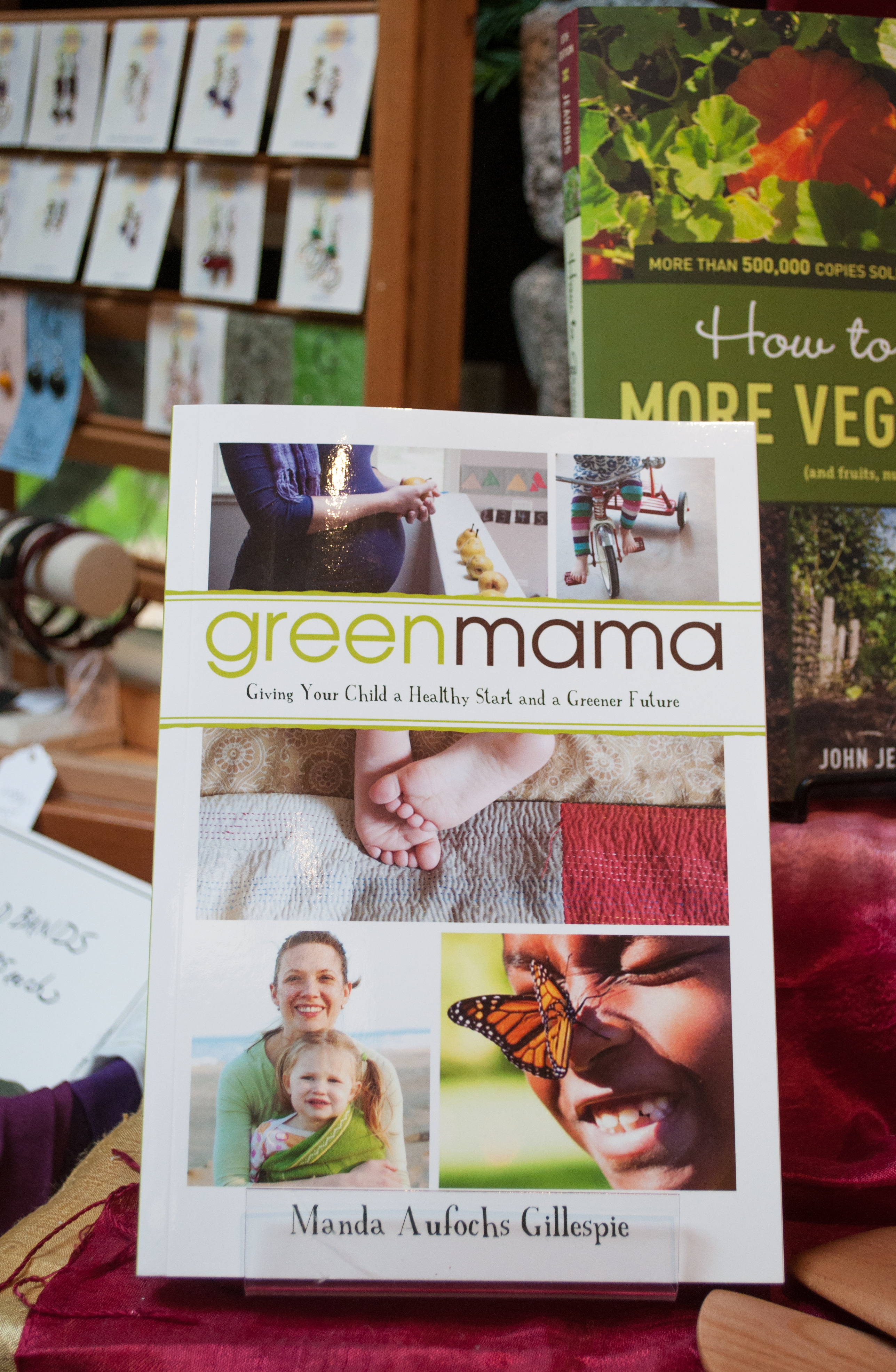 The Green Mama classes are fun, upbeat, and educational