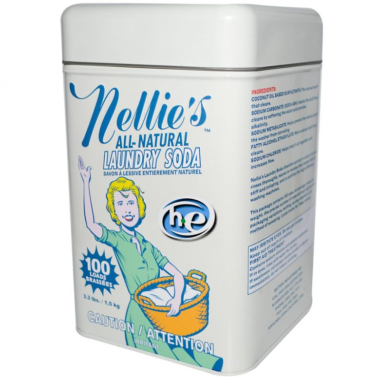 Nellie S All Natural Laundry Soda
