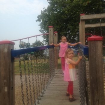 Computers vs. Playgrounds: It's a no brainer!