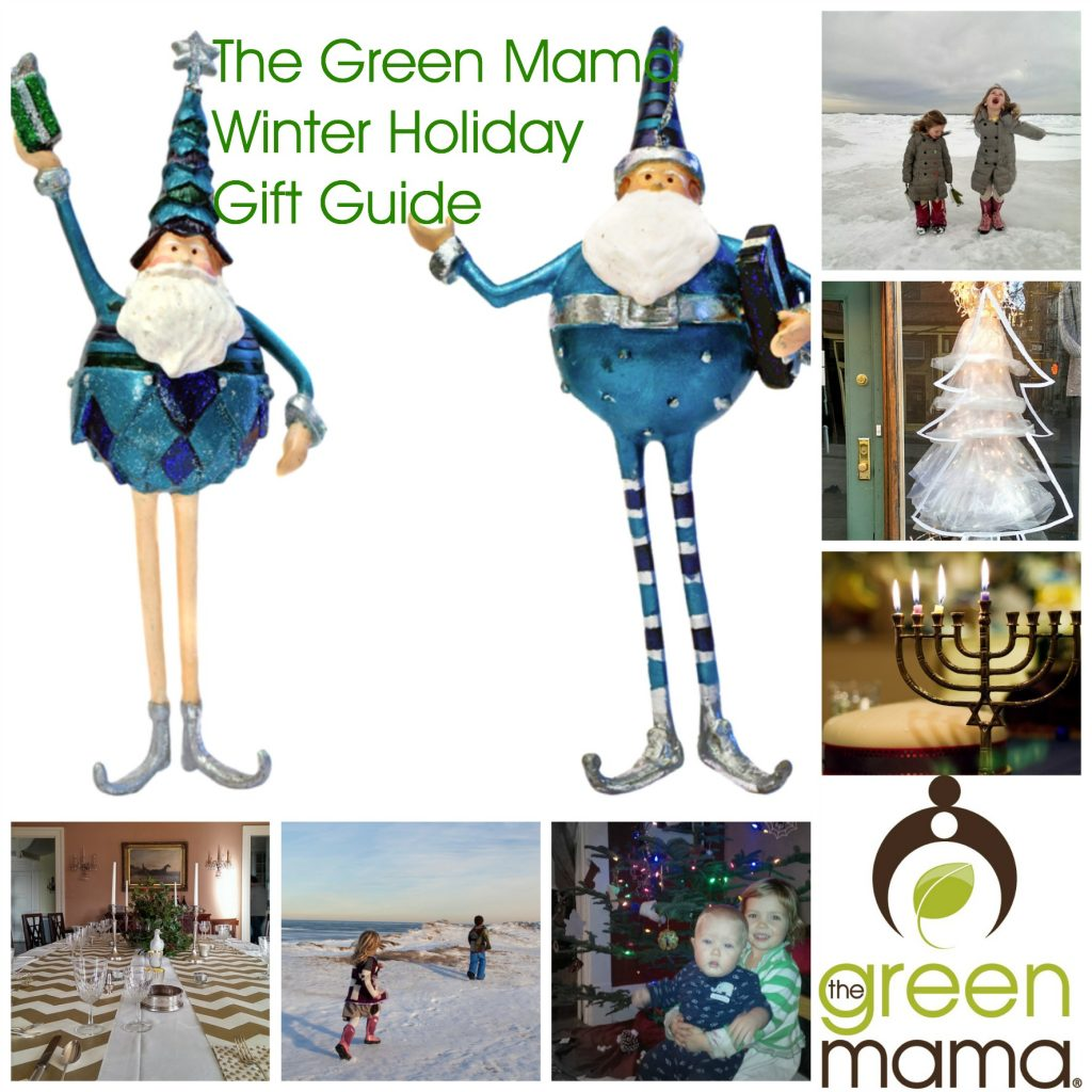 Green Mama Winter Gift Guide