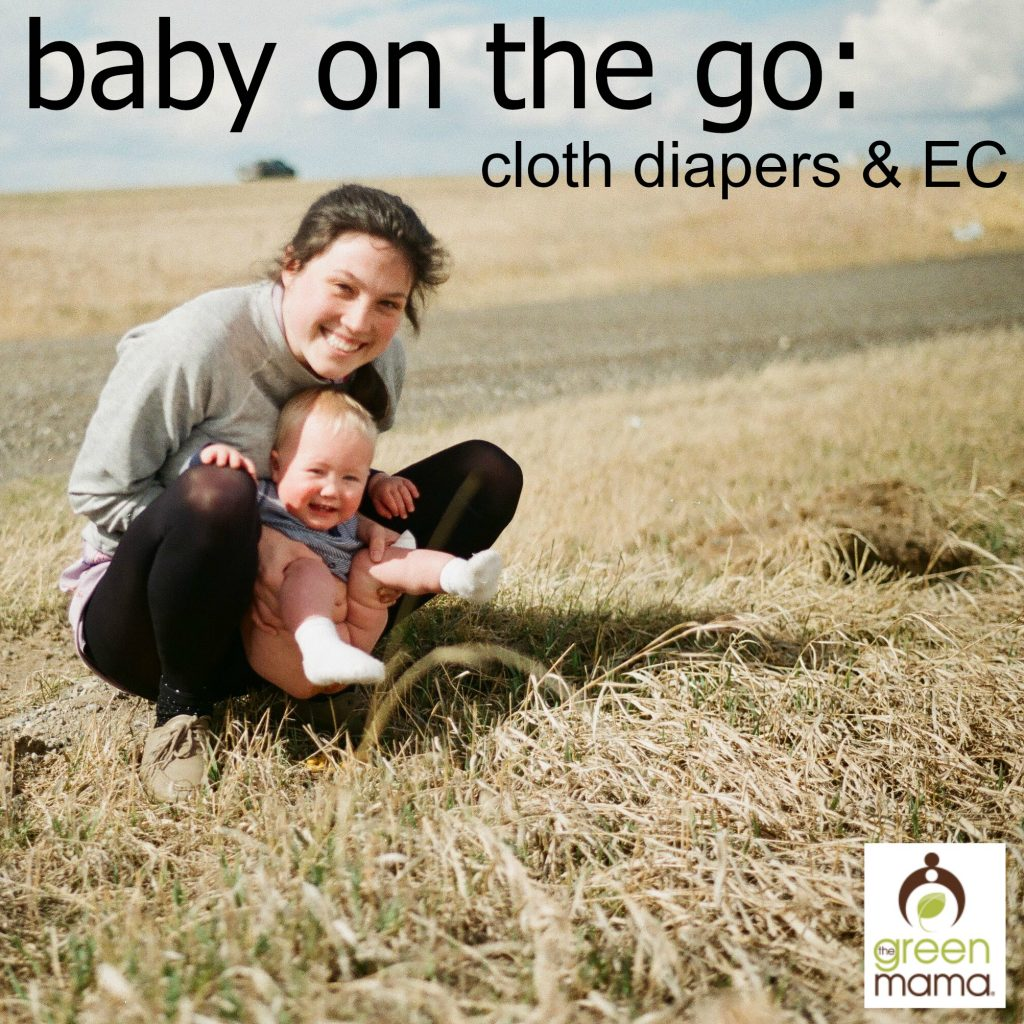 cloth diaper and ec