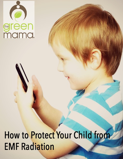 7 Steps to Protecting Children from EMF radiation: The